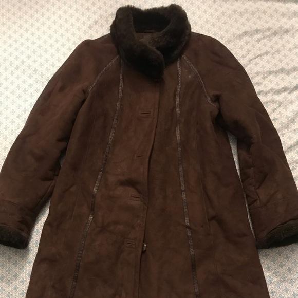 Gallery Jackets & Blazers - Heavy Suede Jacket